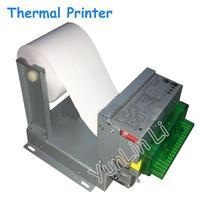 80mm USB Thermal Printer self service terminal printer structure kiosk ticket / thermal receipt printer DC24V