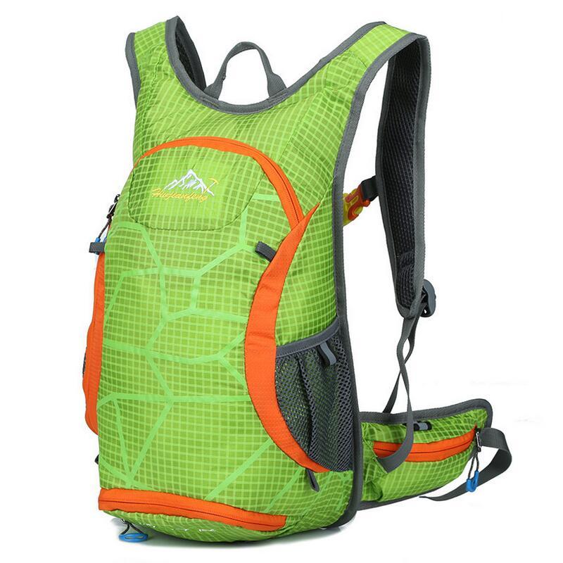 ultralight backpack men women sport bags cycling waterproof Outdoor camping hiking travel bag schoolbag 12L 0.5kg