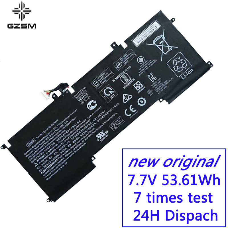 GZSM Laptop Battery AB06XL For HP HSTNN DB8C Battery For Laptop TPN I128 TPNI128 921408 271 921408 2C1 921438 855 Battery
