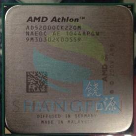 AMD Athlon X2 5200 AD5200 2.3 GHz Dual-core CPU Processor AD5200OCK22GM Socket AM3