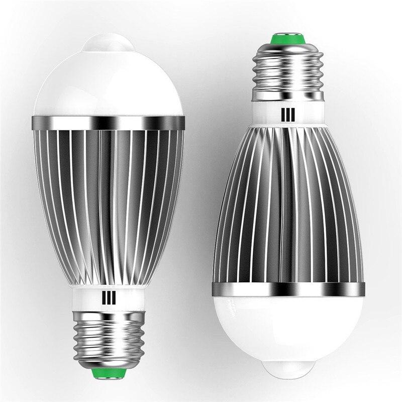 led night lights auto pir 6 led sensor led infrared light lamp motion detecto. Black Bedroom Furniture Sets. Home Design Ideas