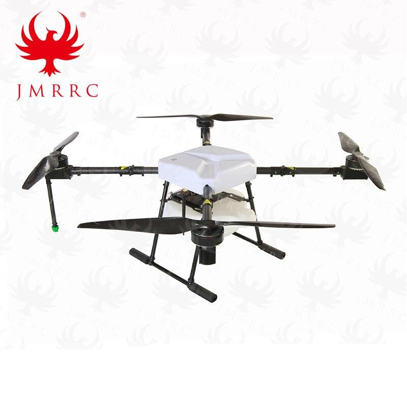 10L pulverización agrícola quadcopter DIY drone JMR X1380 anular ...