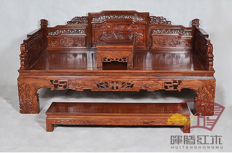 wood carving sofa wood annatto rosewood sofa mahogany wood sofa