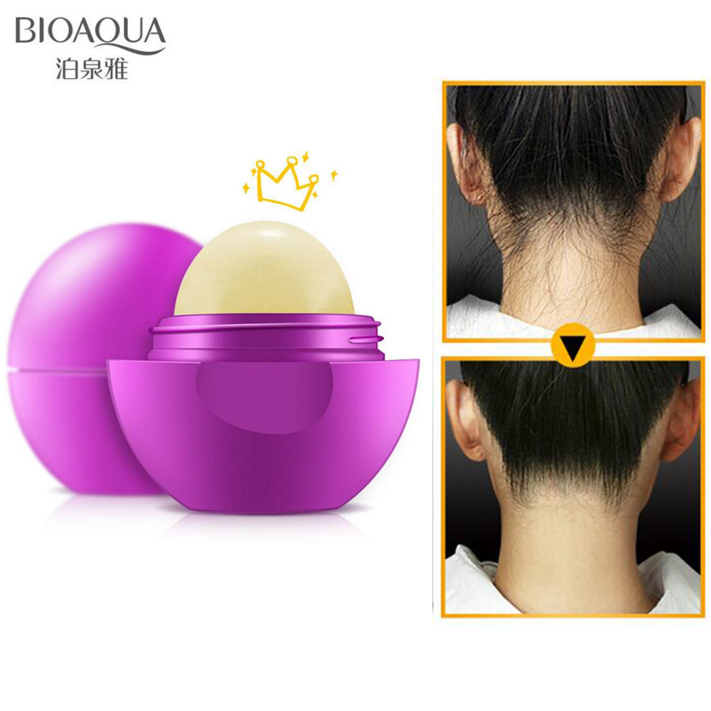BIOAQUA Messy Hair Finishing Cream Styling Nourishing Moisturizing Smooth Anti-frizz Modeling Pomade Hair Wax Hair Care Products