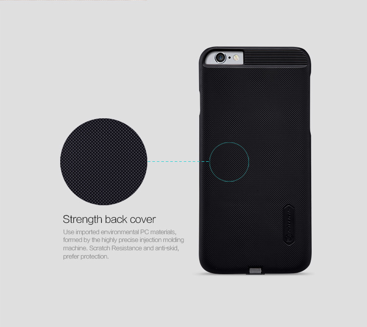 quality design f38f7 74909 US $20.32 15% OFF Nillkin Qi Wireless Charging Receiver Charger Case for  iPhone 6 Plus Accessories Back Shell Cover Charging QI Magic Case-in ...