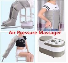 Air pression Machine de massage Muscle Massager libération œdème varicosité Myophagism corps minceur réadaptation livraison gratuite