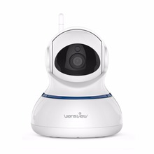 Wansview Q3s HD 1080P IP Camera Security wifi surveillance Camera SD Card Alarm Night Vision P2P RTSP PTZ Home Camera indoor
