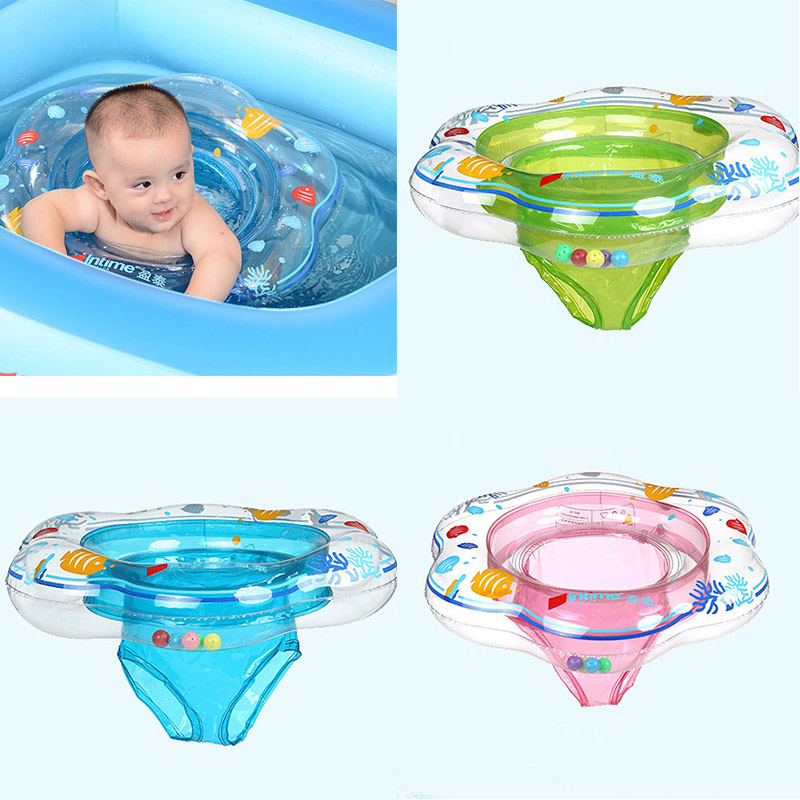 Infant Swimming Ring Baby Floats Toys Pool Water Fun Summer Outdoor Activity Bathing Play Water Float Toys