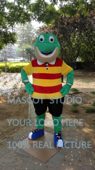 mascot  green frog mascot costume custom fancy costume anime cosplay kit mascotte theme fancy dress carnival costume
