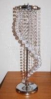 Sky Wheel Acrylic Crystal Wedding Centerpiece Table Centerpiece Wedding Pillar 22 Tall Wedding Chandelier Wedding Decor