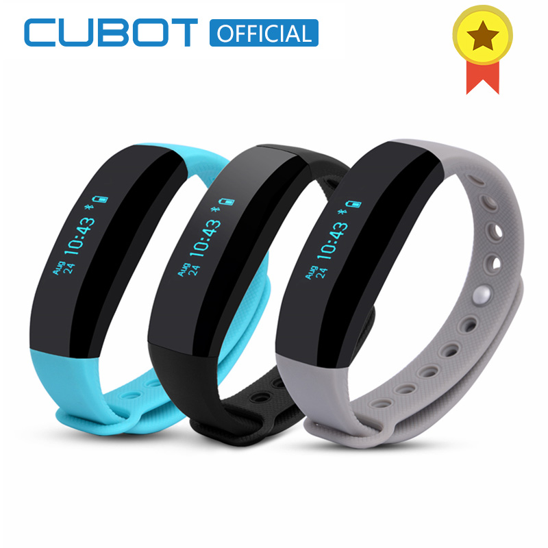 Cubot V2 Wristband Intelligent Reminder Waterproof Anti lost Alarm Sports Record Smart Band for Android Phone