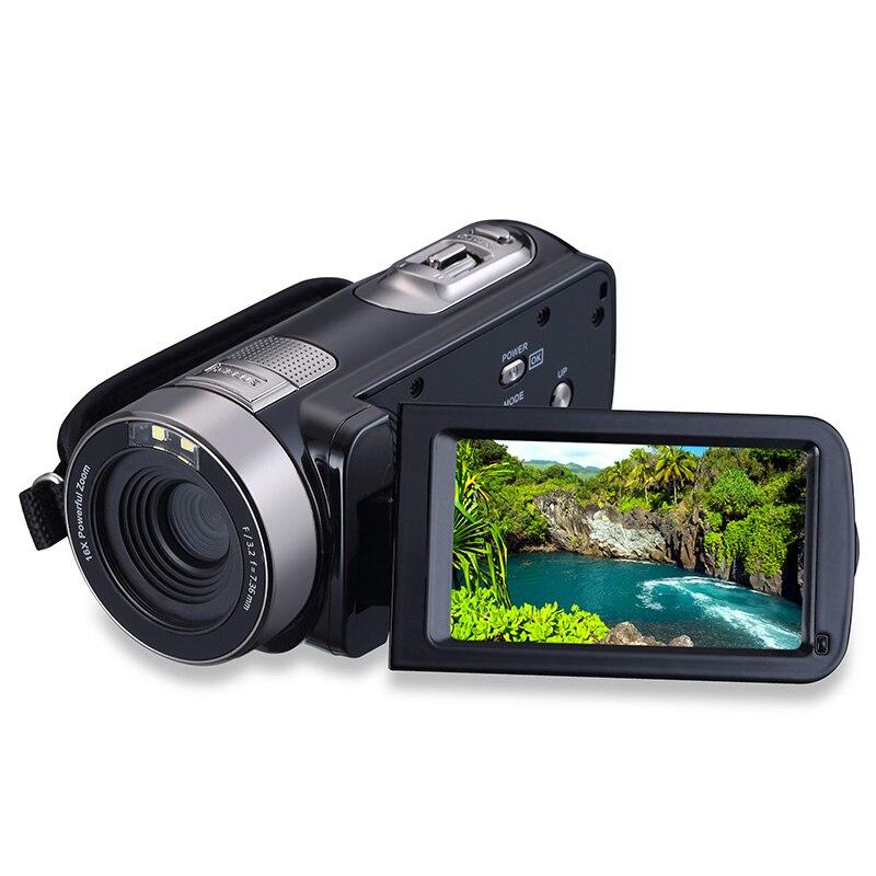 16X 24MP CMOS Sensor Camera Professional Digital Camcorders Digital Zoom Camera Support Remote Control Night Infrare
