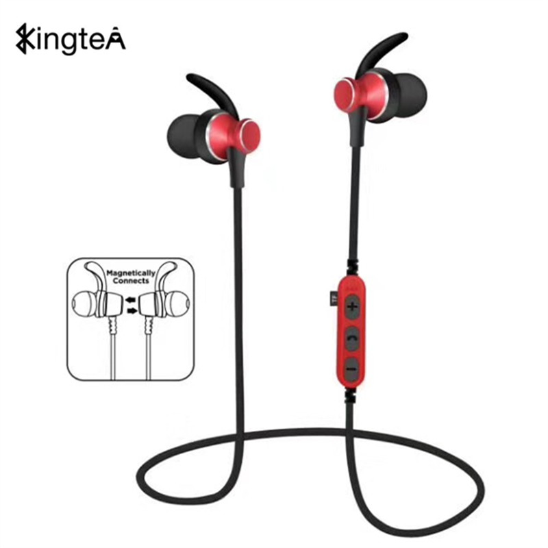 Hot sale Bluetooth Earphone Sports Wireless Headphones Stereo Magnetic Bluetooth Headset for Phone iPhone Android IOS MO8 ...