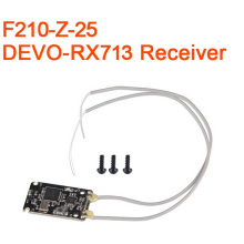 Original Walkera F210 RC Helicopter Quadcopter Spare Parts DEVO-RX713 Receiver F210-Z-25
