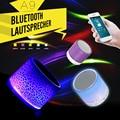 Zeepin Portable Mini A9 LED Night Light Wireless Bluetooth Speaker Support TF USB FM Radio Headphone Mic Subwoofer Loudspeaker