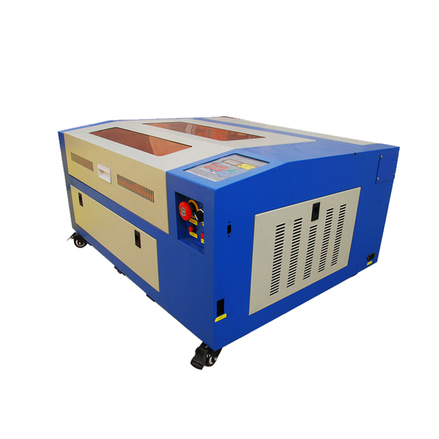 Freeshipping Co2 laser engraving machine  cnc laser ,5040 engraving machine CO2 laser cutter  laser marking machine 1