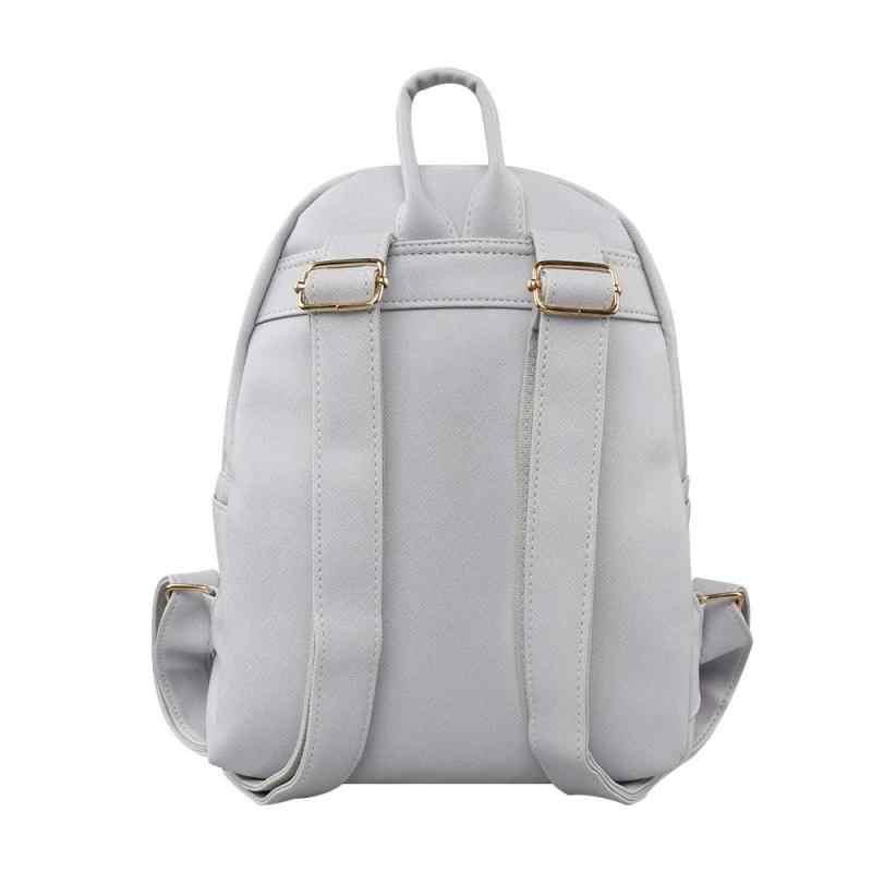 ca869bfe7efa ... Cat Рюкзак кожаный рюкзак Для женщин Школа Мини рюкзаки для  девочек-подростков мальчиков рюкзаки Повседневное ...