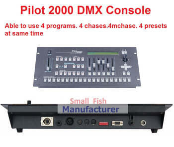Free Shipping Pilot 2000 DMX Console DMX512 Controller DMX Lighting Controller for 40pcs Computer Stage Lights Moving Head Light 5xlot light jockey dmx usb martin controller 1024channels software lighting console martin jockey usb1024 dmx controller