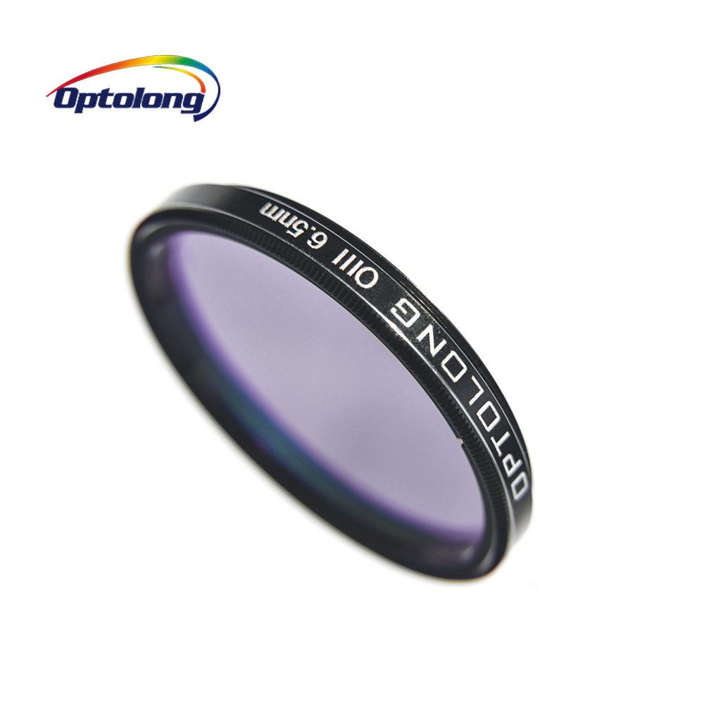 OPTOLONG Filter 2 inch OIII-CCD 6.5nm for Astronomical Telescope Professional Narrow Band Filter for Deep Sky 2 Mounted M0021 optolong yulong 2 inch 1 25 inch built in l pro almost no color filter light filter deep space photography filter