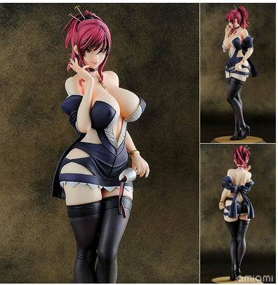 New 32cm Marie Mamiya Starless Sexy Girl Cast Off Big Breasted Boxed PVC Action Figure Model Collection Toy Gift free shipping brand new 1 6 scale sexy girl big breast bikini blonde 12 pvc sexy women action figure model toy for collection gift