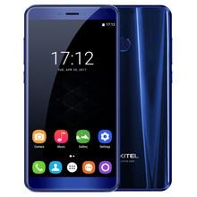 D'origine OUKITEL U11 Plus 4G Phablet Smartphone Android 7.0 5.7 pouces MTK6750T Octa Core 1.5 GHz 4 GB + 64 GB 13.0MP Avant caméra
