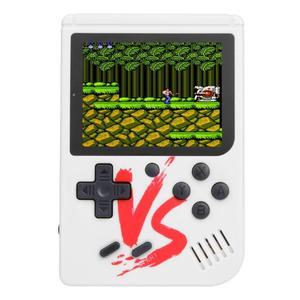 Image 4 - 3,0 zoll Mini Handheld Videospiel konsole Gebaut in 500 Klassische Spiele Doppel Spielen Gaming Player Portable Handheld Spiel player