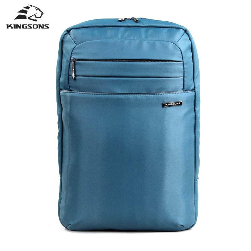 2017 Kingsons 15 inch Laptop Backpack Business Wear-resisting Bag Men and Women's Packsack Unisex Knapsack