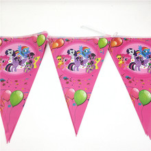 My Little Pony Event Party Birthday Party Cartoon Tableware Supplies
