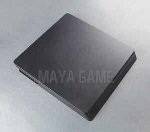 Image 2 - PS4 슬림 2000 게임 콘솔에 대 한 플레이 스테이션 4 슬림에 대 한 고품질 교체 주택 셸 케이스 커버