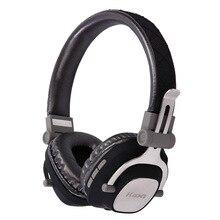 HiFi High Quality Headphones Headset Metal Fold Wireless Bluetooth Earphone  Subwoofer Video Game Portable Stereo Monitor