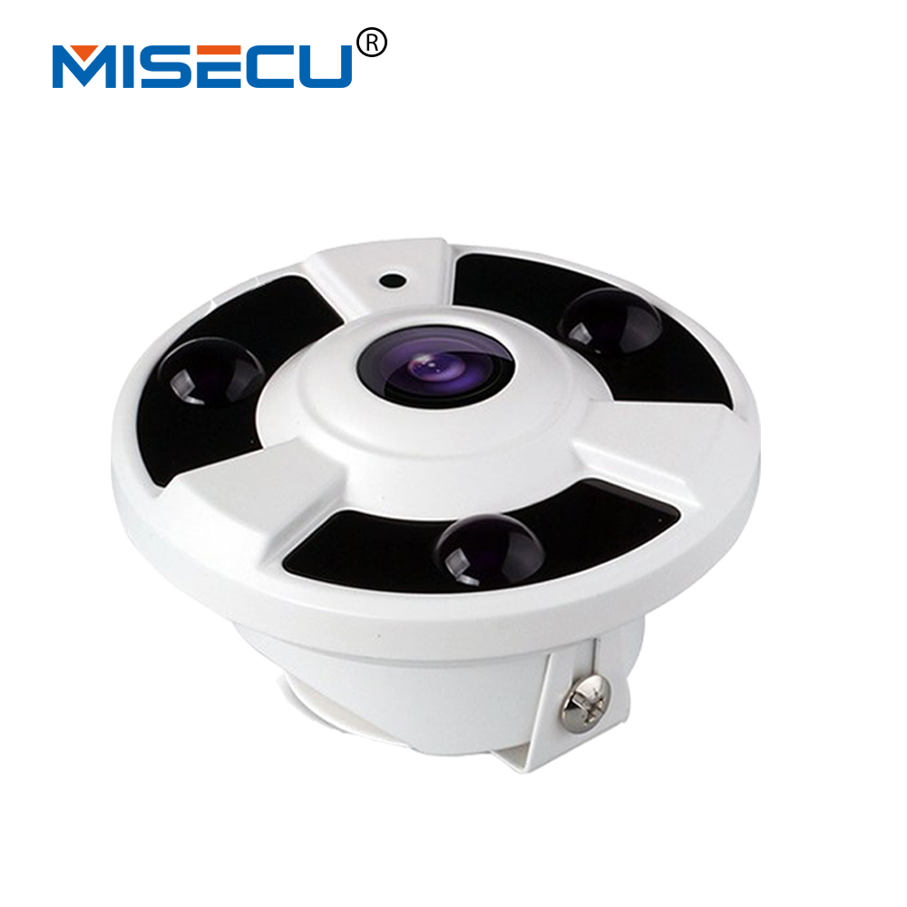 ФОТО Panoramic camera Fisheye 360degree MultiFuntion Zoom Onvif 5MP 1.42mm Widest AR0330 Sony Sensor Lens1/3'' IR Night Vision Camera