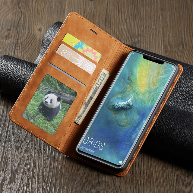 Magnetic Leather Case For Huawei Mate 20 30 P20 P30 Pro Lite P Smart Plus 2019 Honor10lite Wallet Flip P30pro Stand Cover Etui 2