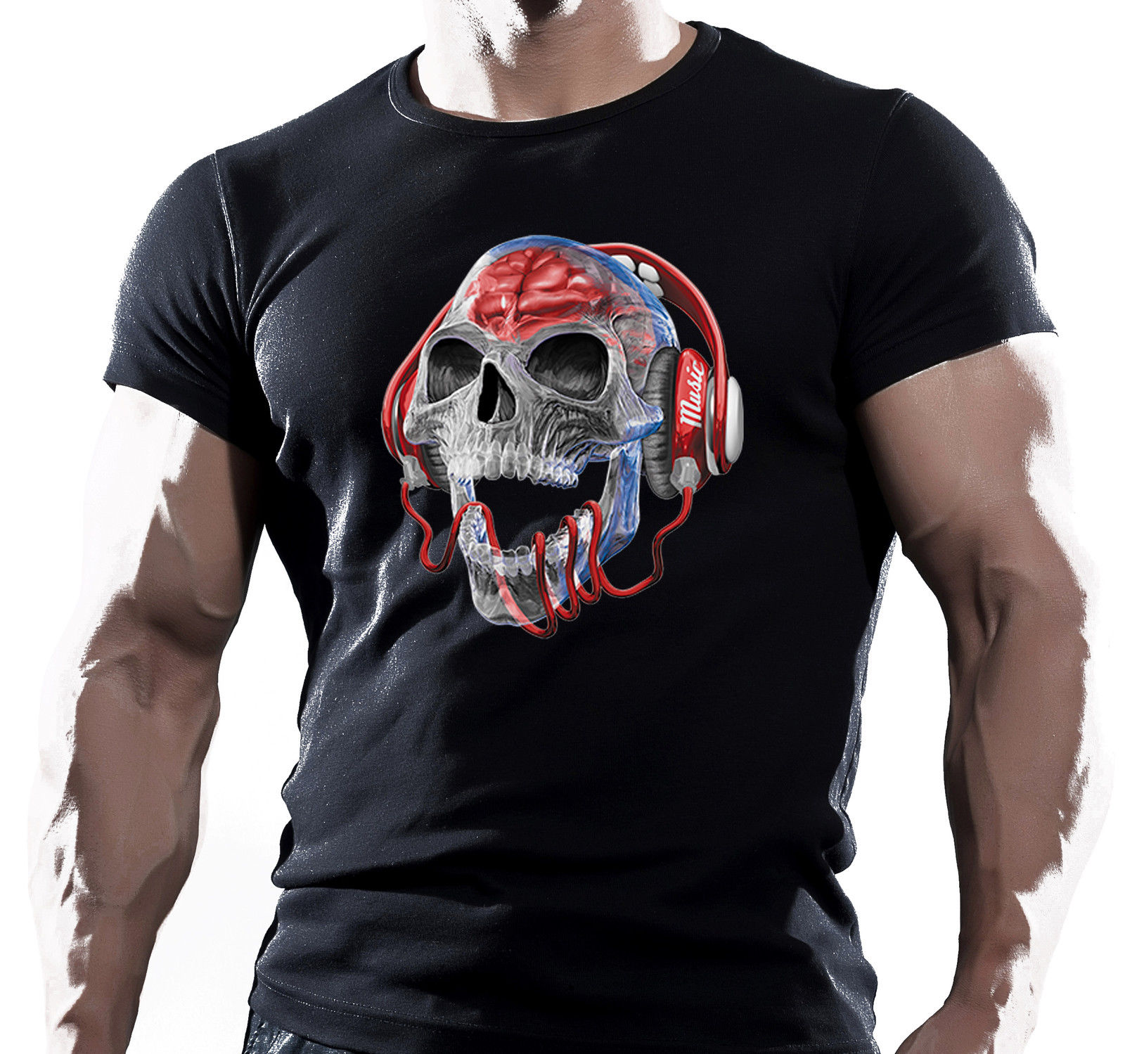 DISCO T-shirt en Top Tees Custom Any Logo Size Mens Shirts Short Sleeve Trend Clothing Mens Tops Cool O Neck T-Shirt top tee