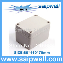 2015 NEW 80*110*70MM enclosures for electronics plastic tiny plastic box DS-AG-0811