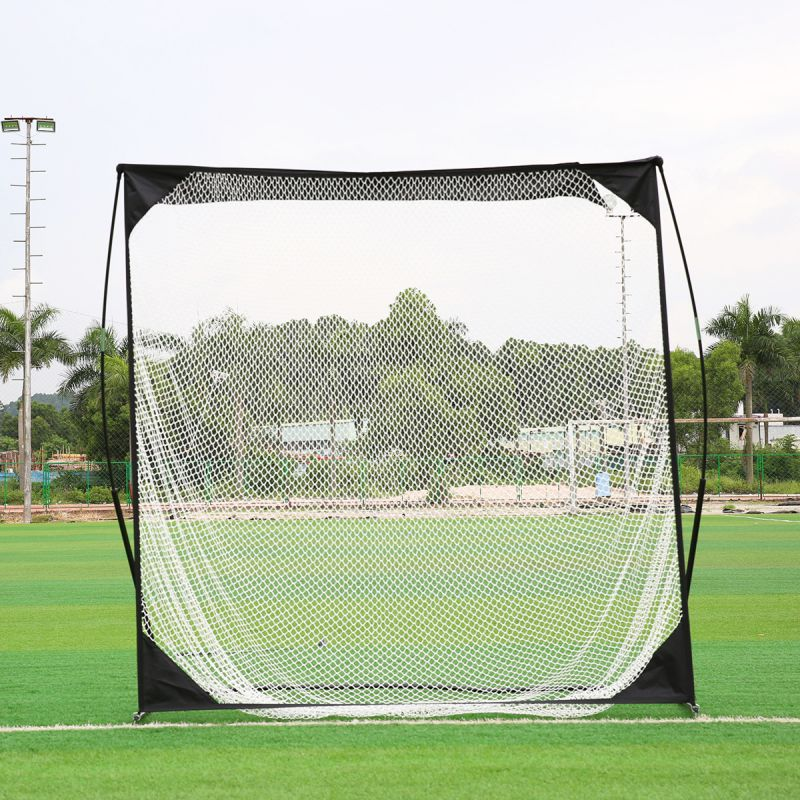 2017 New Golf Practice Net Professional Golf Cage Golf Trainer Golf Training Aids