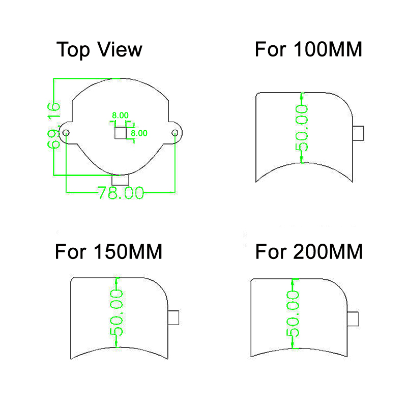 Электрический заслонка с электроприводом, 220 V/AC24V, DC24V, DC12V воздушной заслонки драйвер используется для открыть закрыть воздушный клапан