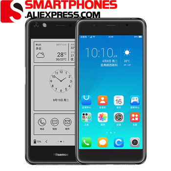 Global Hisense 4G LTE mobile phone S9 A2 Pro Cell 64G ROM Double Screen celular Smartphone 4G LTE Dual Screen cellular Phone smartphone