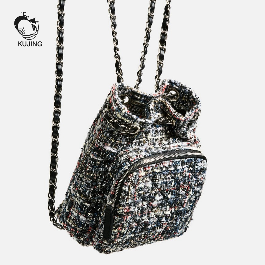 KUJING Brand Backpack High Quality Women Mini Backpack Hot Aristocratic Lady Casual Backpack Free Women Trendy