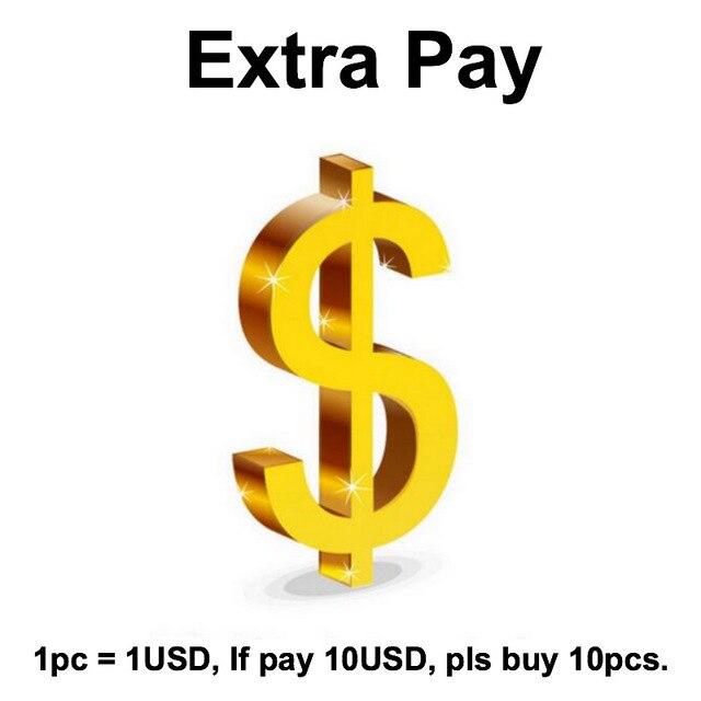 039f323eb Pagamento Extra para ordem Taxa adicional