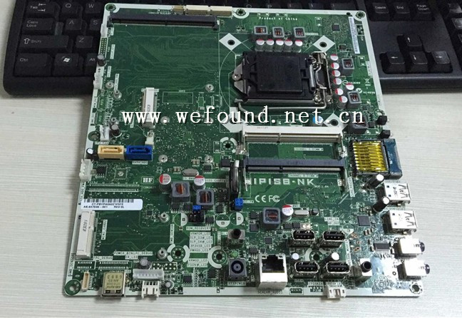 100% working desktop motherboard for 520 220 IPISB-NK 647046-001 646748-001 LGA 1155 mainboard fully tested high quality 2pcs 4 way 1 4 port auto shut off valve for ro reverse osmosis water filter system