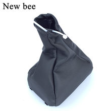 Newbee Mobil Gear Shift Knob Gaiter Boot Cover untuk Opel Astra F 91-98/Vectra A 88- 95/Calibra 90-97/Kadett E 84-93/Corsa B 93-00(China)