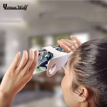 Luxury Hybrid TPU+PC Virtual Reality Cover 3D VR Glasses Mobile Phone Skin for iPhone 6 6s 6/6s Plus mobile phone bags & Case