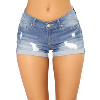 2019 Aecker Womens Summer Sexy Hot Ripped Jeans Shorts For Ladies Denim Short Shorts Summer Woman Clothes