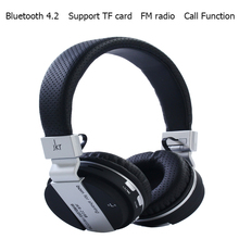 Original JKR-219B Wireless Bluetooth Headphones  Stereo Music Headset with Mic TF  Headphone Earphone for Smart Phones PC gift