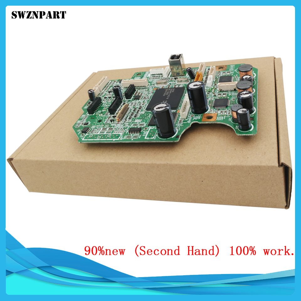 FORMATTER PCA ASSY Formatter Board logic Main Board MainBoard mother board for Canon MP610 610 free shipping 60 j3416 cg1 nsh210w original projector lamp bulb for ben q ds650 ds660 dx660