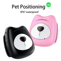 Pet Dog Cat GPS Tracker Waterproof Tracking Collar For Dog Real Time Free APP Mini Track
