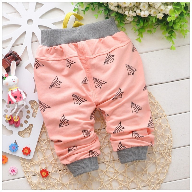 Cartoon Baby Pants