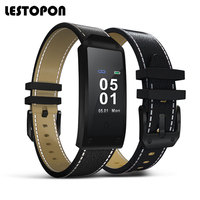 LESTOPON Bluetooth Smart Bracelet Fitness Tracker Waterproof Band With Heart Rate Monitor Watches Blood Pressure Pedometer