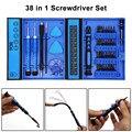Набор отверток 38 в 1  набор инструментов для ремонта iPad PSP Xbox iPhone Mac Book Air WWO66