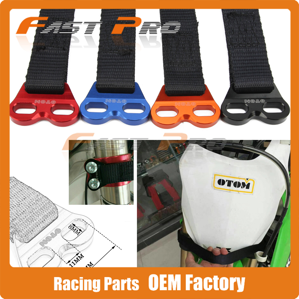 Rescue Pull Strap Sling Belt Universal For SUZUKI KAWASAKI YAMAHA HONDA KTM EXC EXCF 125 150 250 200 Cross Country Motorcycle motorcycle front rider seat leather cover for ktm 125 200 390 duke